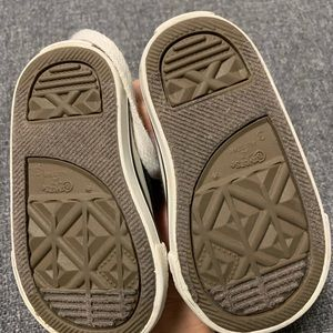 Converse Shoes - Baby Converse Size 3